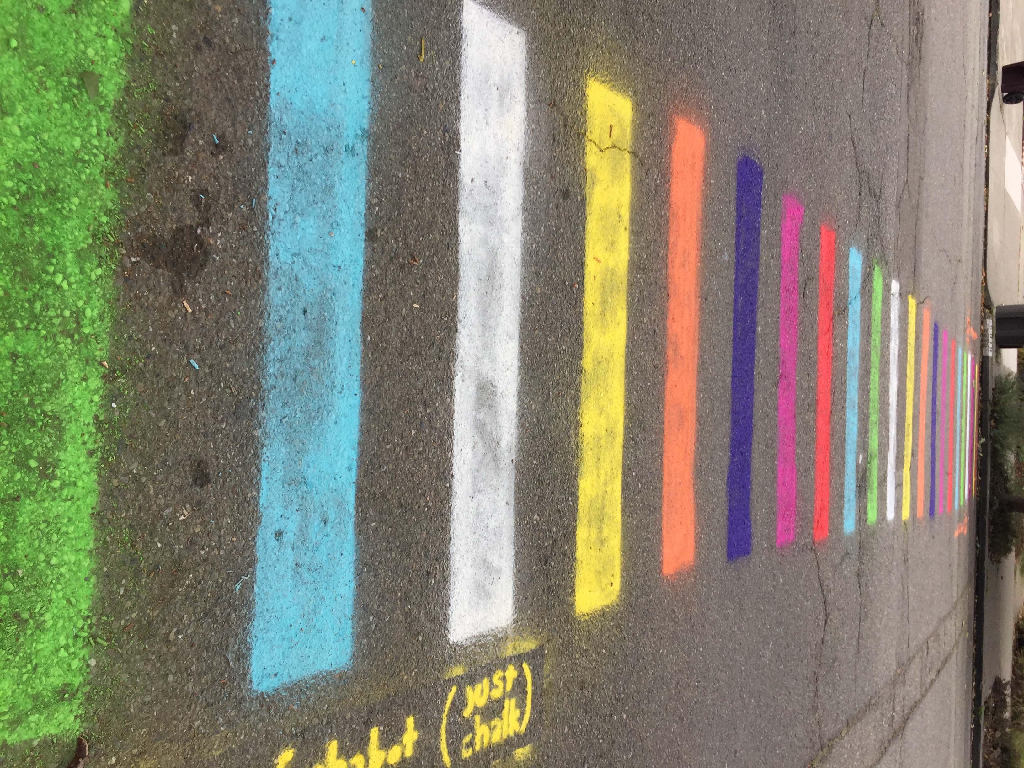 Rainbowxwalk